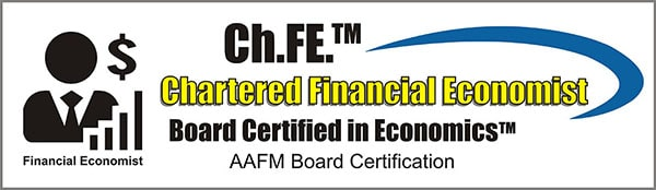 Chartered Financial Economist (Ch.FE) Topmost Global ...